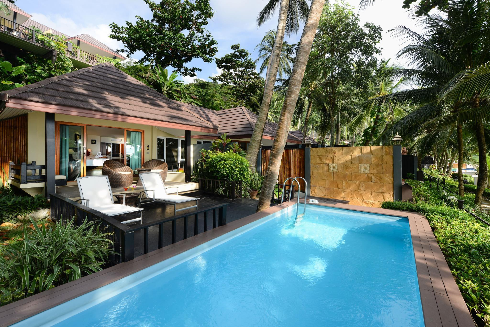 Beach Front Pool Villa