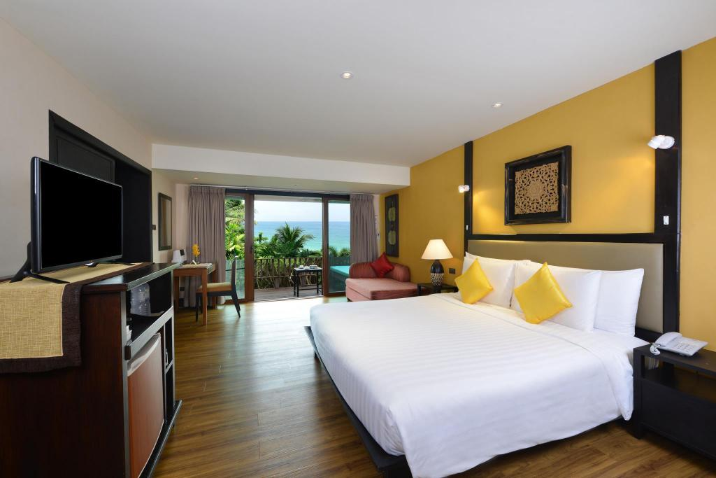 Superior Sea View - Guestroom Andaman White Beach Resort