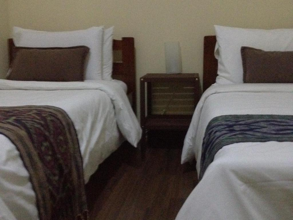 Twin with Shared Bathroom - Bed Beds Guesthouse