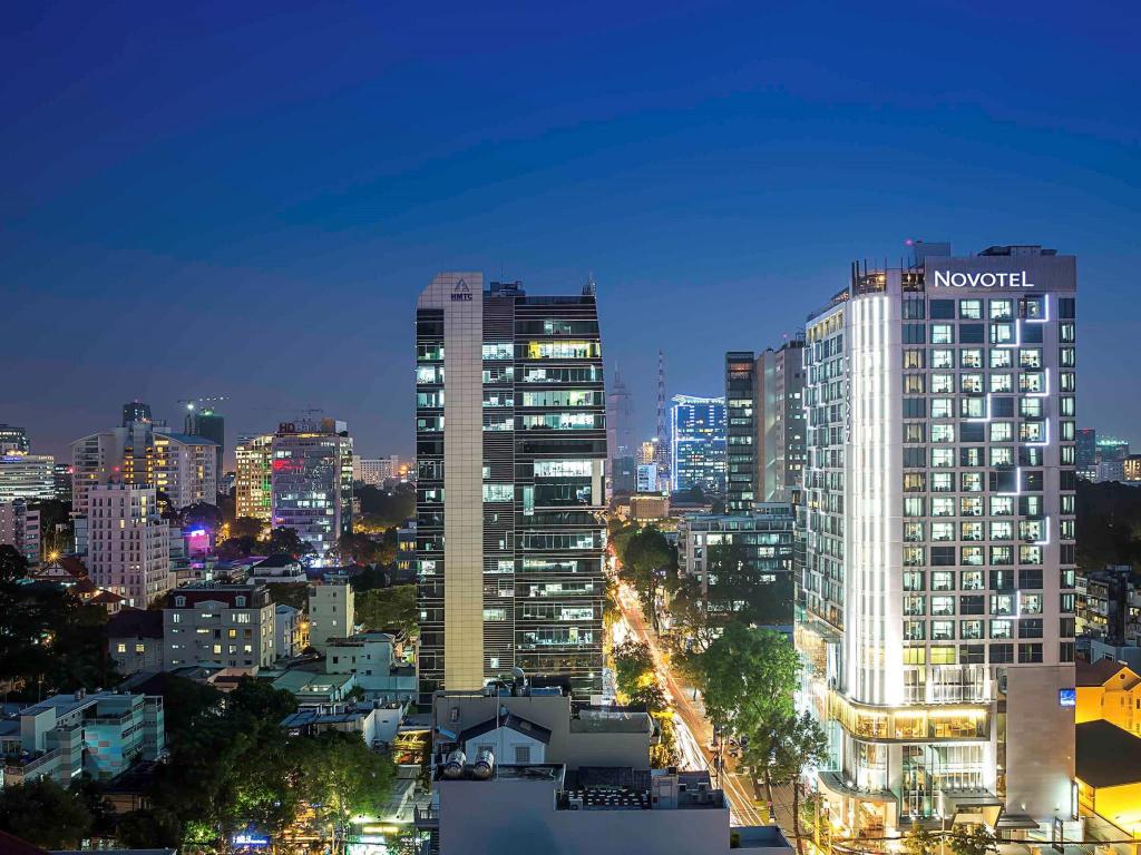 More about Novotel Saigon Centre Hotel