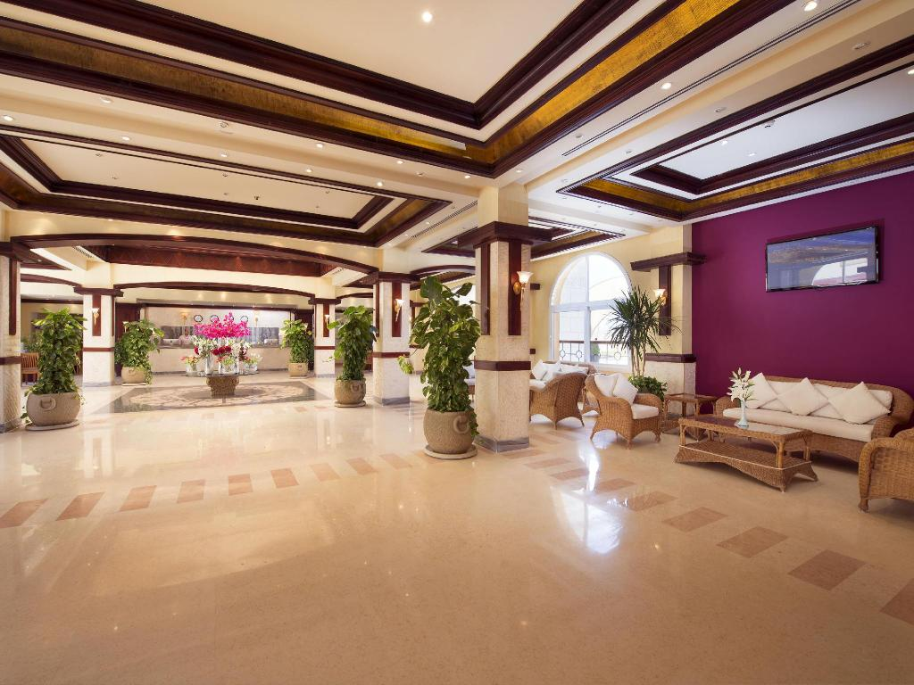Lobby Concorde Moreen Beach Resort & Spa