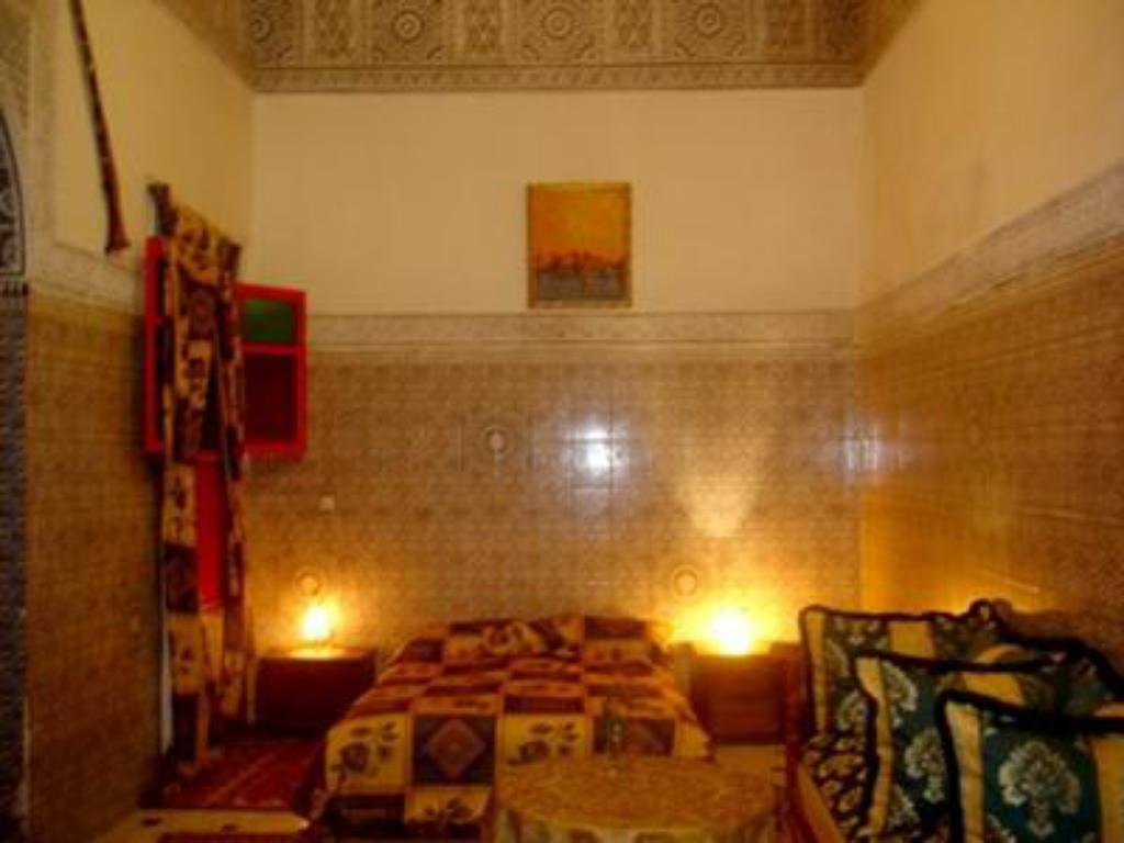 Interior view Riad Jddi