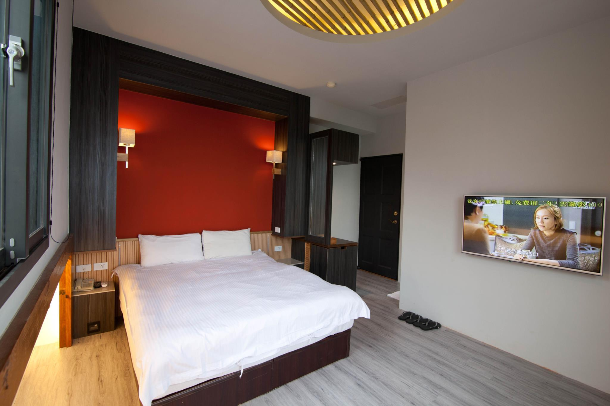 Kamar Basic Double (Basic Double Room)