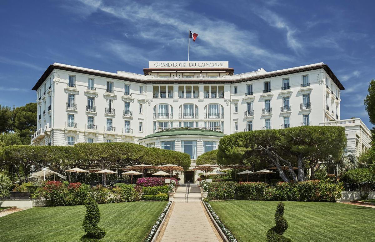 Four Seasons Grand Hotel Du Cap Ferrat Pet Friendly Villefranche Sur Mer Ab 455 Agoda Com