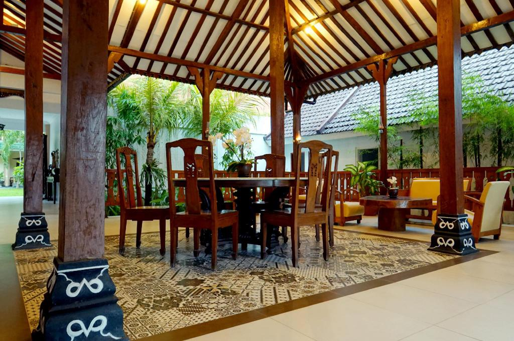 Hotel Diana Jogja in Yogyakarta - Room Deals, Photos & Reviews