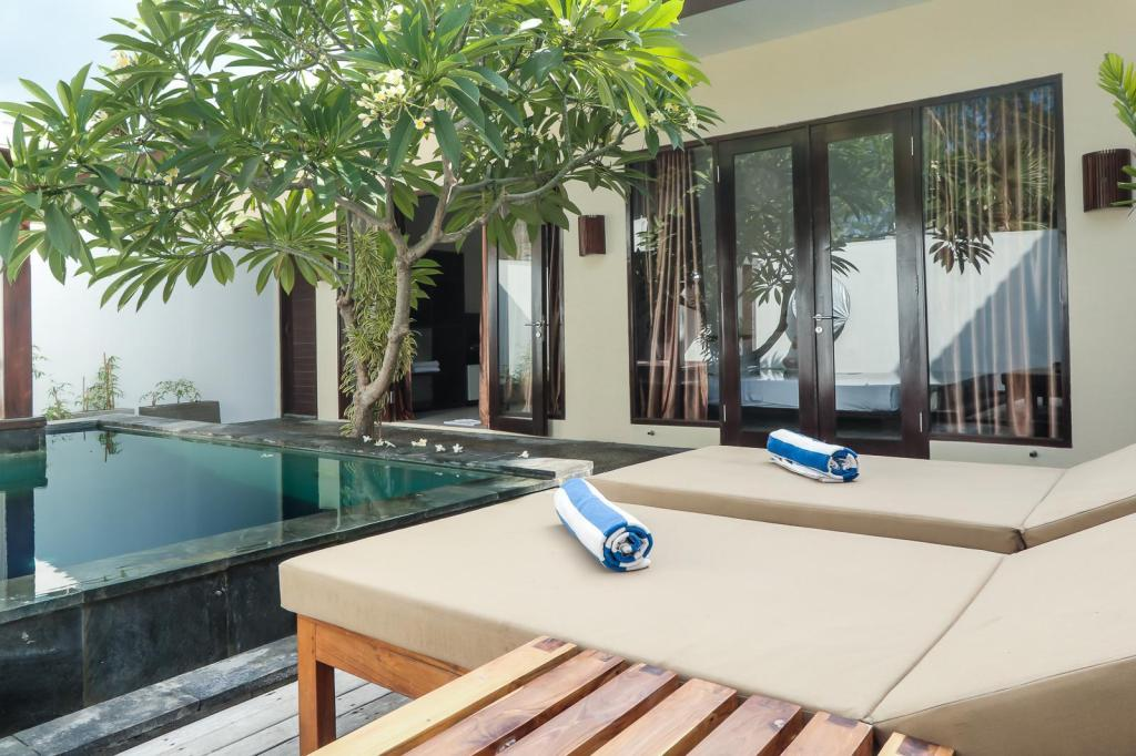 2 Bedroom Villa with Private Pool - View