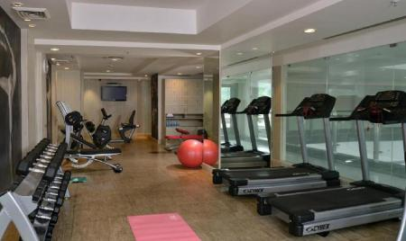 Fitness center James Hotels Ltd.