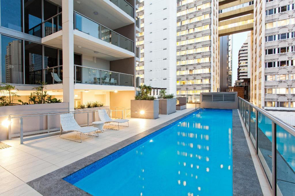 Swimming pool [outdoor] Mantra Midtown Apartments