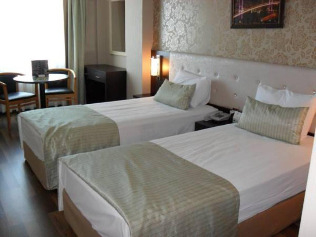 Standard Double or Twin Room Palmcity Hotel Akhisar