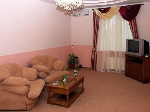 Apartmá Business (Business Suite)