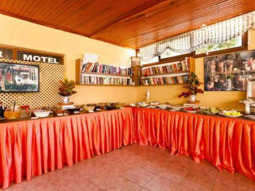 Buffet Kamer Motel