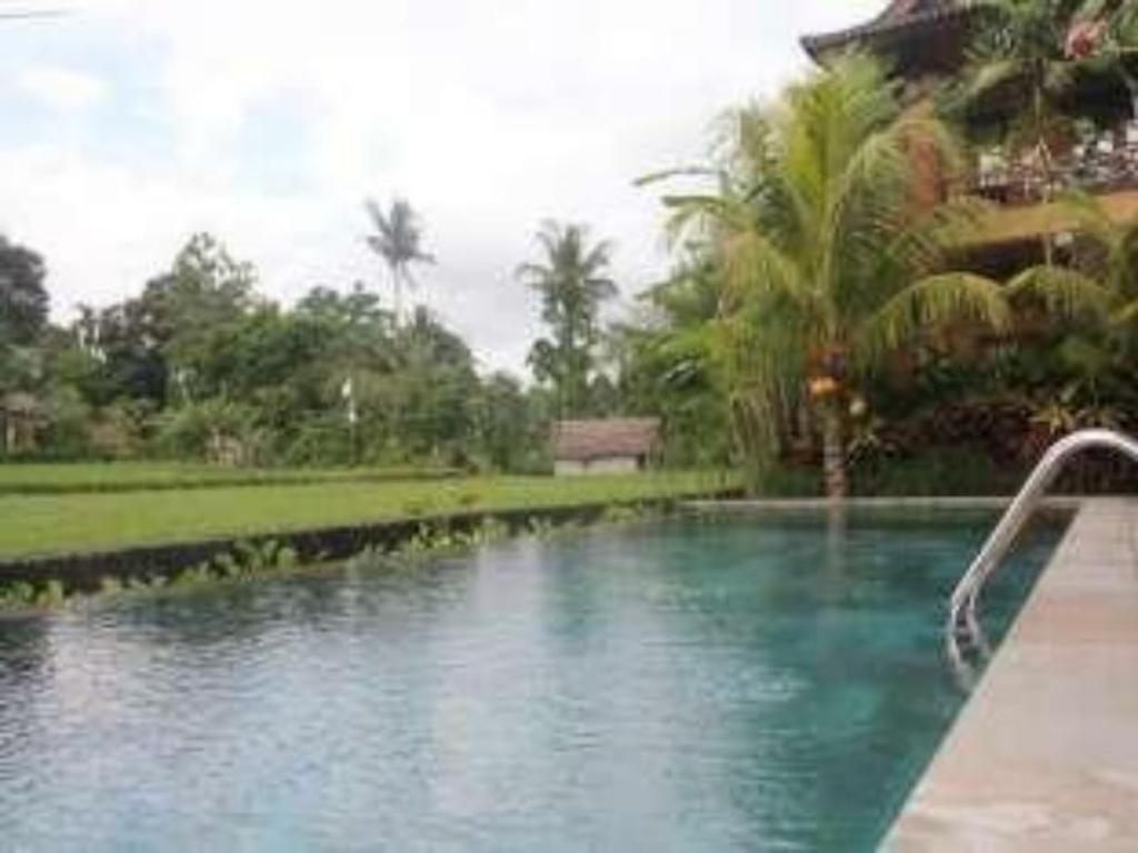 Swimming pool [outdoor] Ubud Lestari Bungalows
