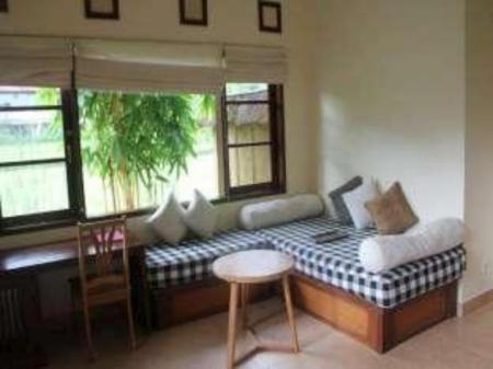 Interior view Ubud Lestari Bungalows