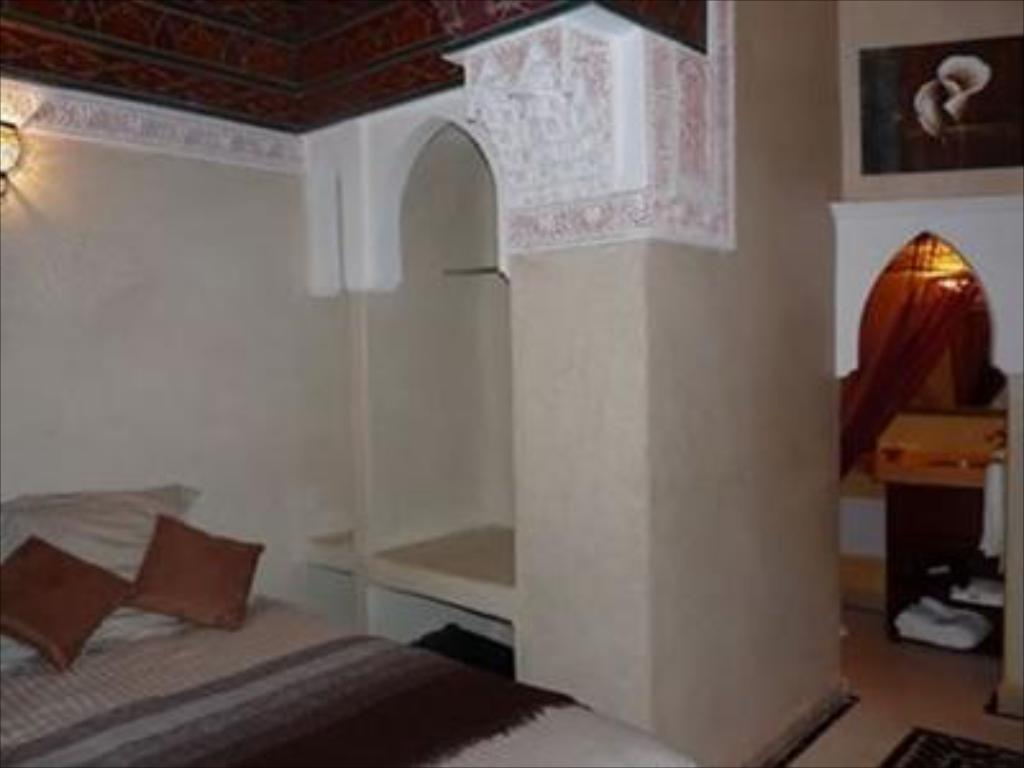 Interior view Riad Saboune