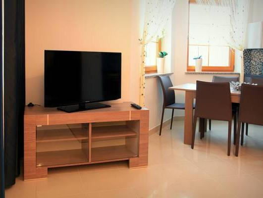 Apartmán se 2 ložnicemi (6 dospělých)  ( Two-Bedroom Apartment (6 Adults) )