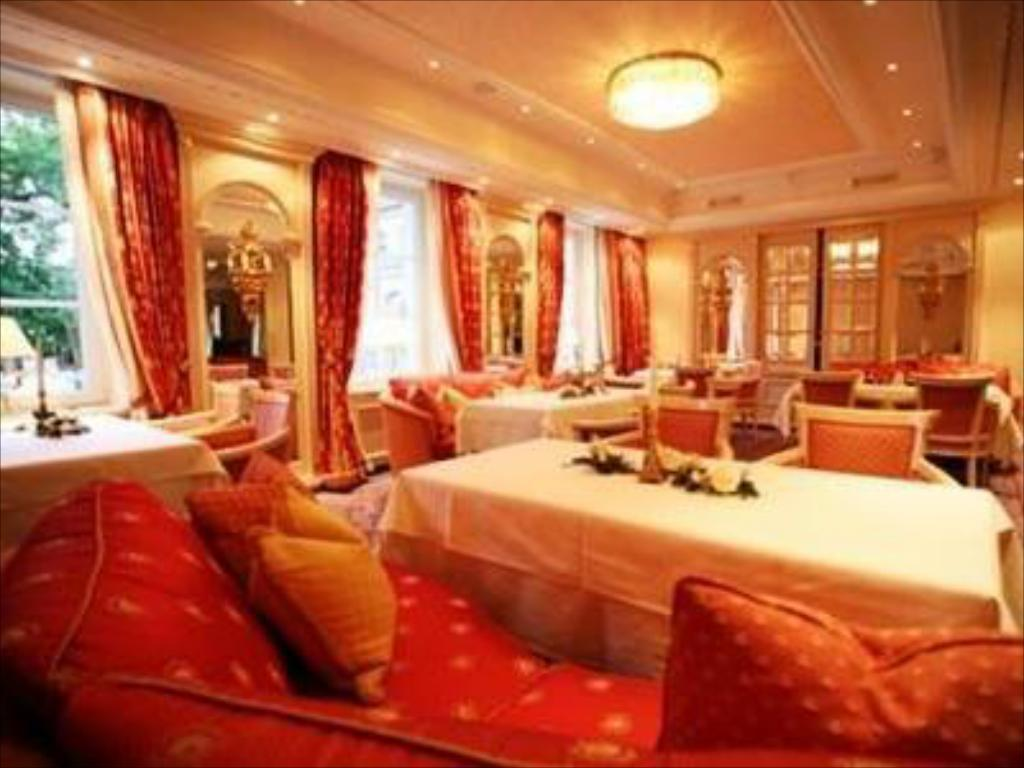 Interior view Mokni's Palais Hotel & SPA