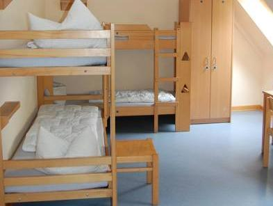 One Bed in Six-Bed Room (men only)