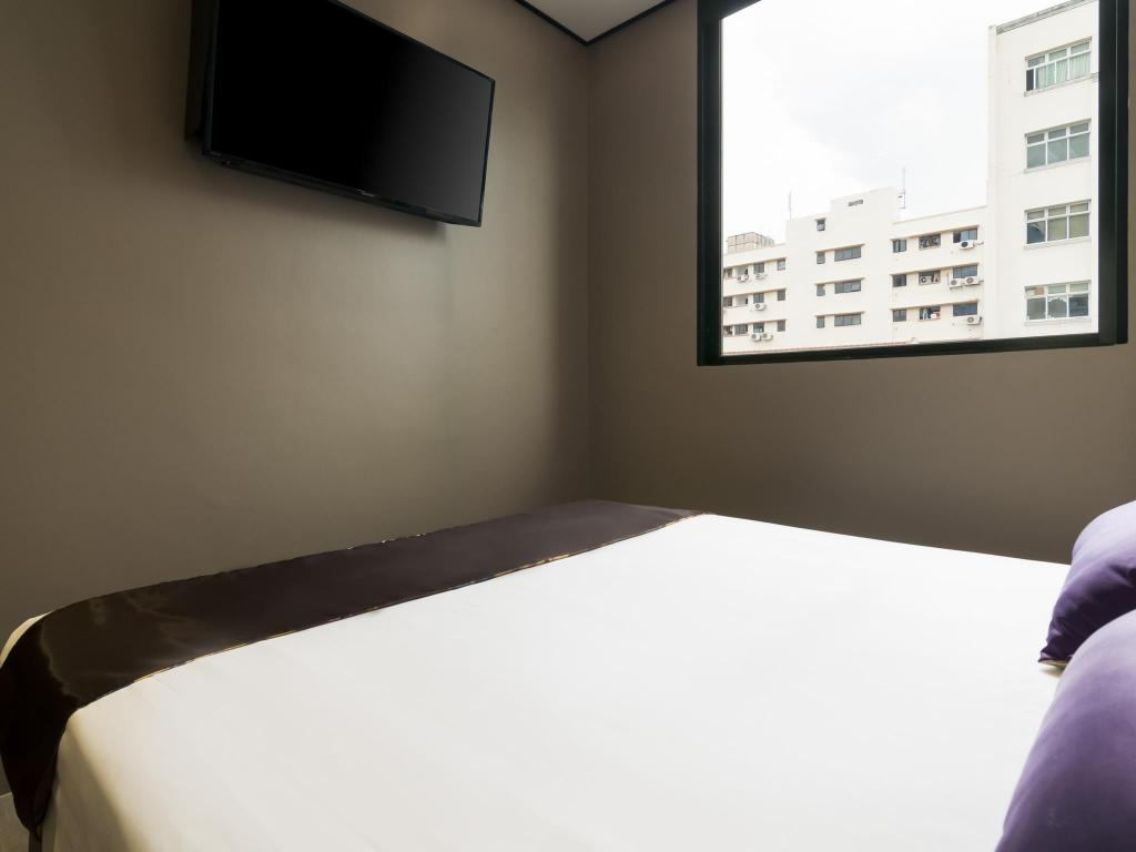 Superior doble - Cama Hotel 81 Hollywood (Hotel 81 Premier Hollywood)