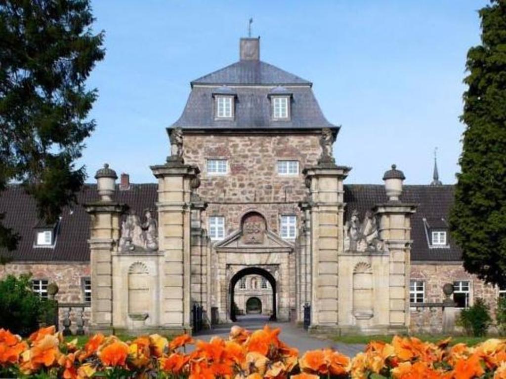 Schloss budberg duisburg