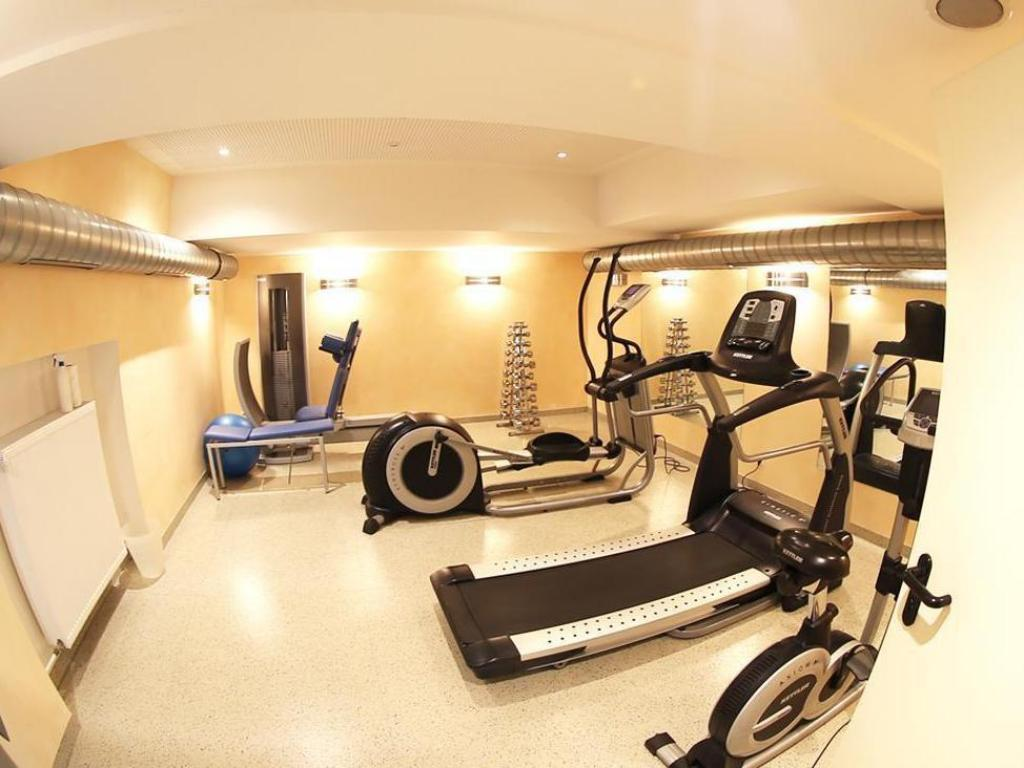 centru de fitness Hotel and Restaurant Goldener Pflug