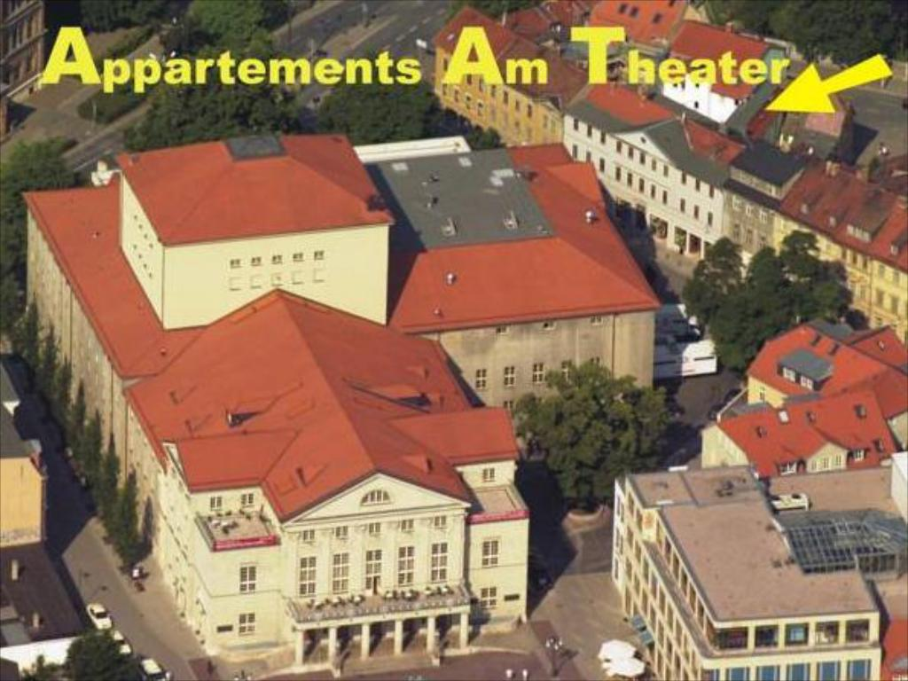 Appartements Am Theater