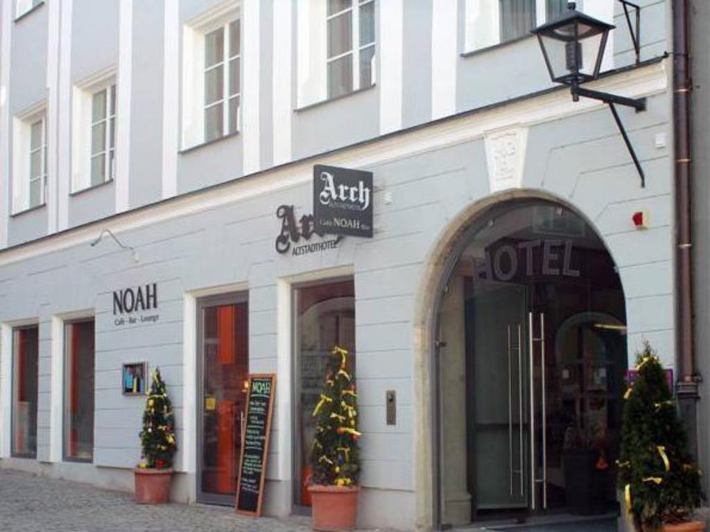 More about Altstadthotel Arch - Neues Haus