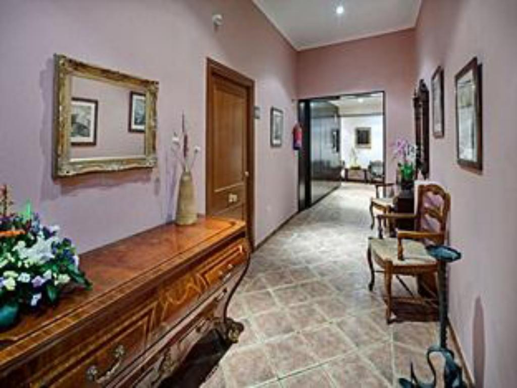 Hotellet indefra Albarracin Hotel