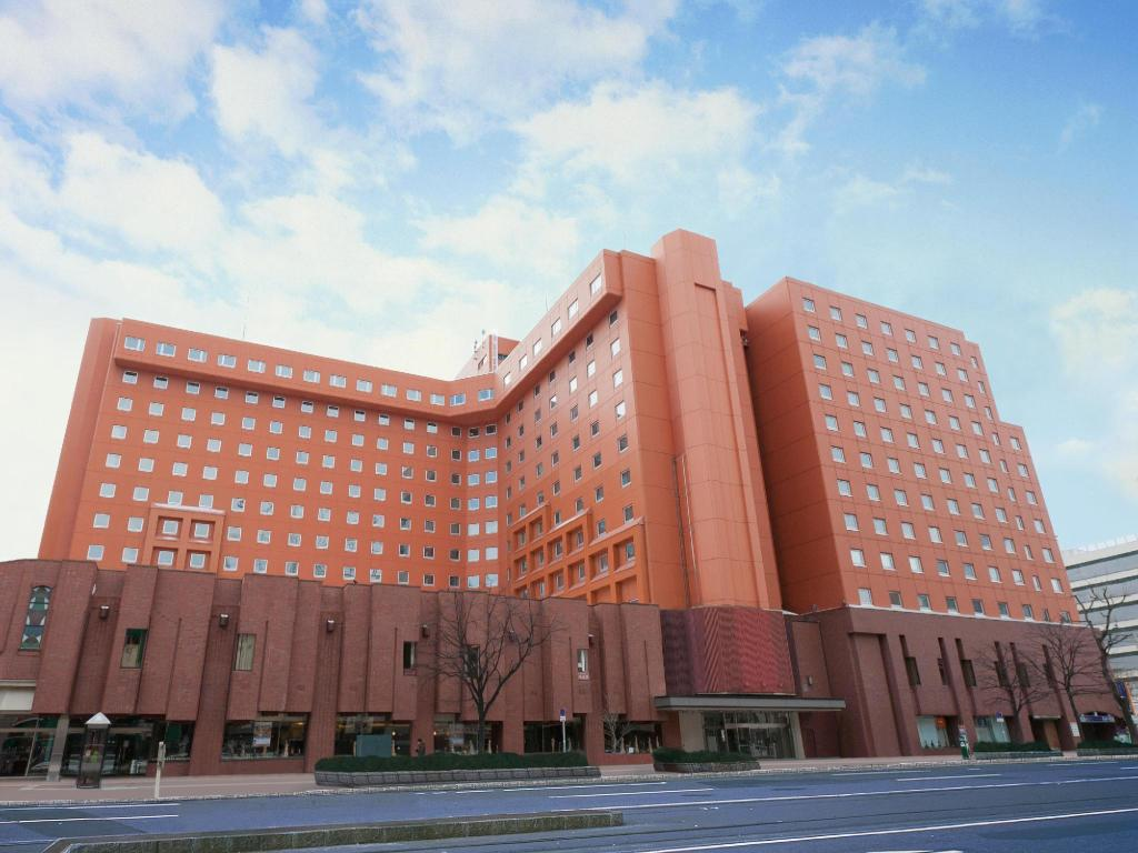 More about Sapporo Tokyu REI Hotel