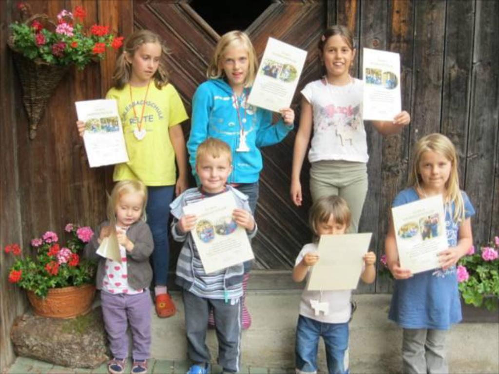 Kid's Club Kinderbauernhof Ierzerhof