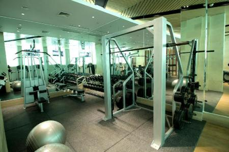 Fitness center Courtyard Bandung Dago