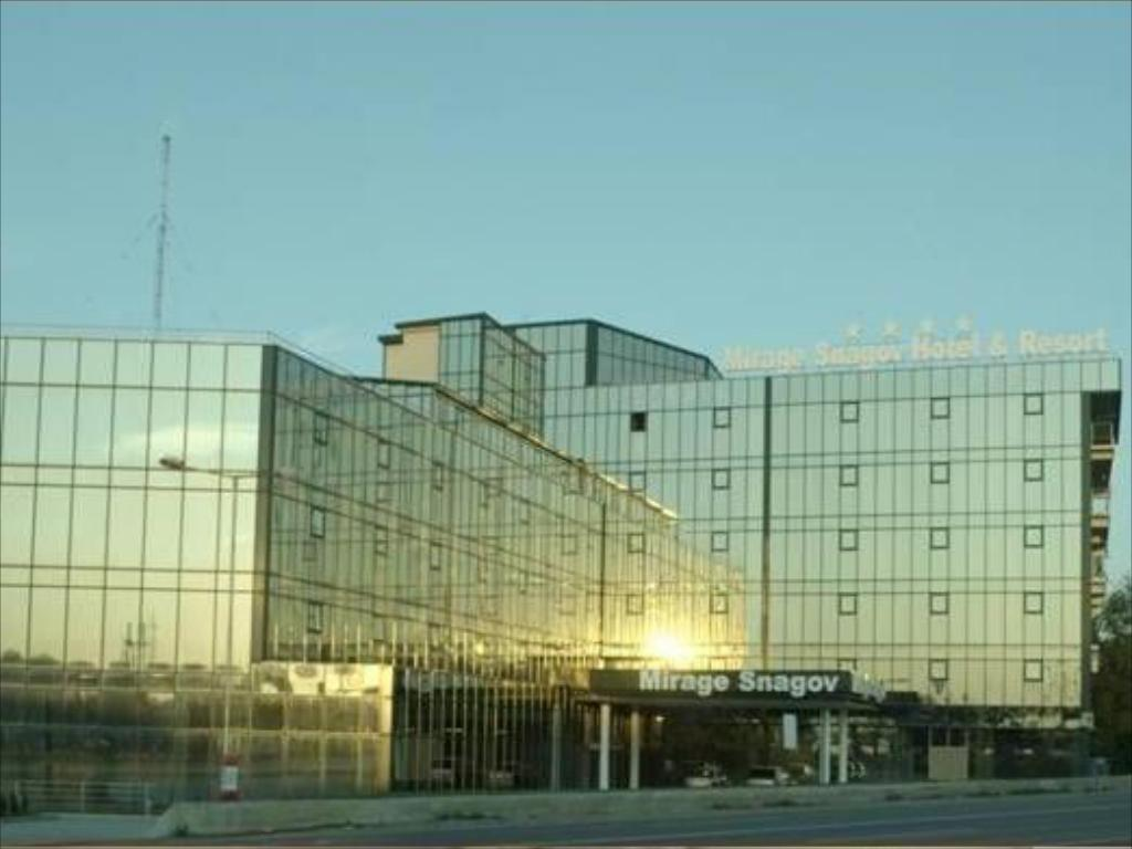 Більше про Mirage Snagov Hotel & Resort