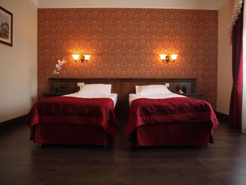 Standard Double or Twin Room Grand Peterhof Spa Hotel