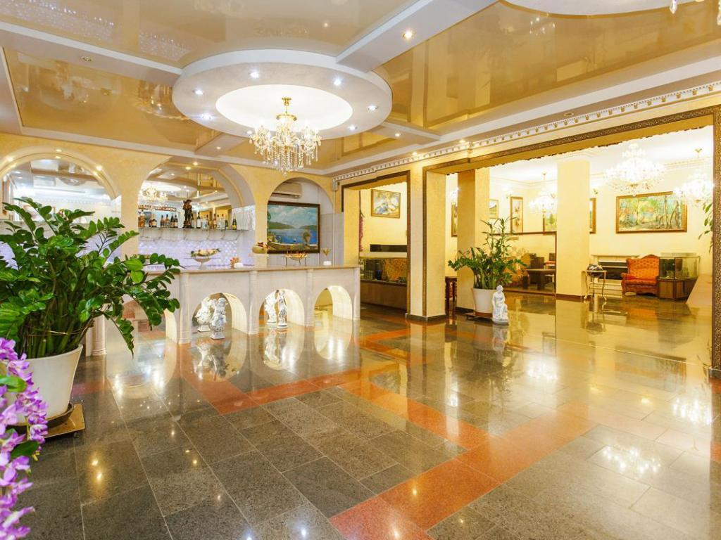 Interior view Grand Hotel Uyut
