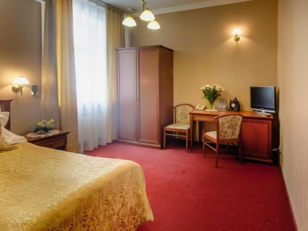 Single Standard - Guestroom Business-Hotel Kupechesky