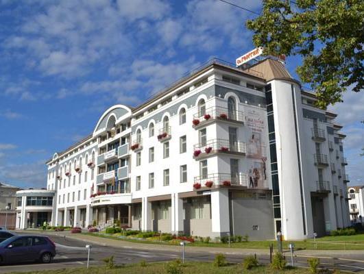 Favorite hotel in Yaroslavl