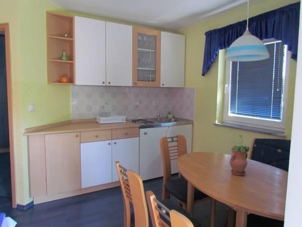 Appartement mit 1 Schlafzimmer (One-Bedroom Apartment)