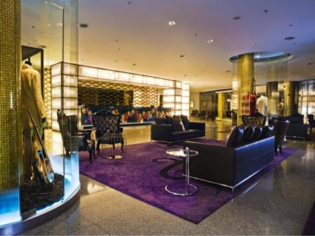 Lobby Hard Rock Hotel Pattaya