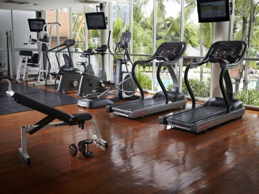 Fitness center Hard Rock Hotel Pattaya