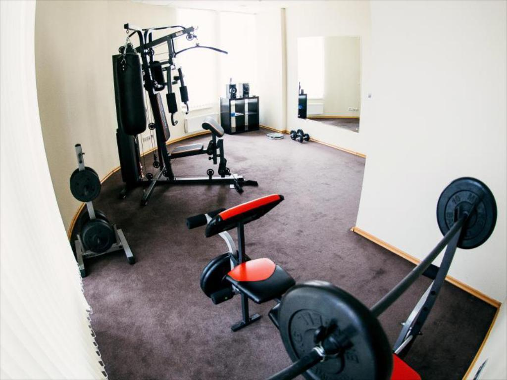 Fitness center Park Inn Astrakhan
