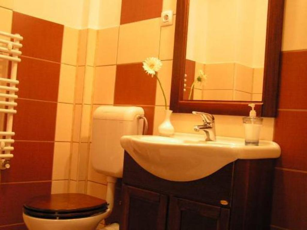 Standard Double or Twin Room - Bathroom Pension Koronka