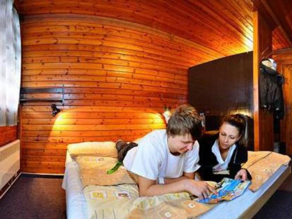 Triple Room with Shared Bathroom - Sauna Hotel SKI
