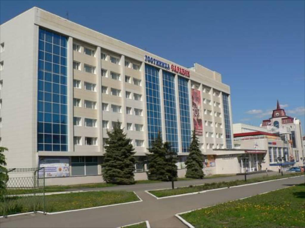 More about Saransk Hotel