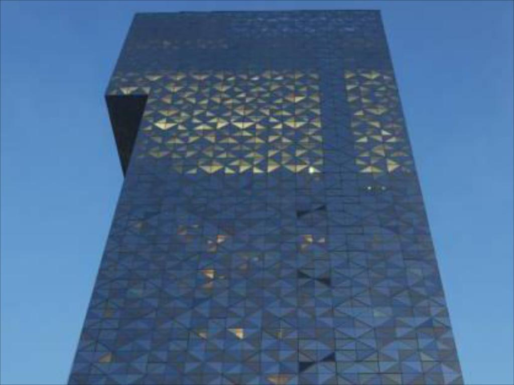Exterior view Scandic Victoria Tower
