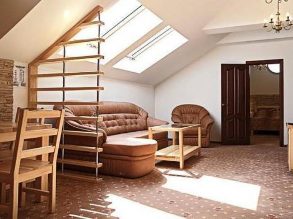 Interior view Guest House Sibirskiy