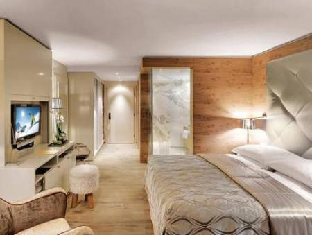 Small Double - Room plan Hotel Giardino Mountain