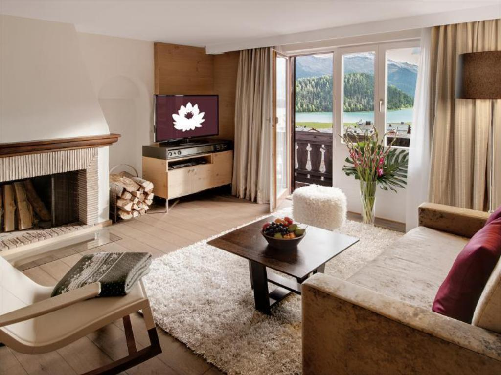 Mountain Suite - View