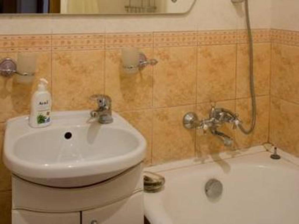 Bathroom Kvart-Hotel Apartments at Arbat