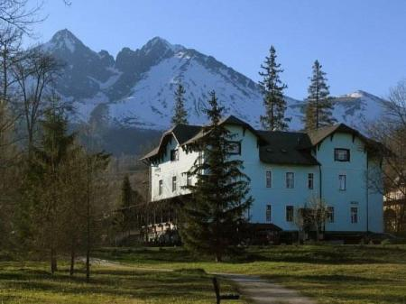 Exterior view Hotel Tatry