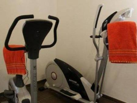 Fitness center Apartments Residenz Iris