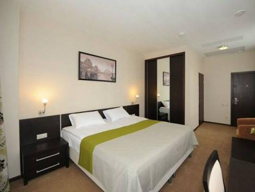 Business Doppelzimmer (Business Double Room)